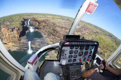 BJK Mitchell Falls Fisheye